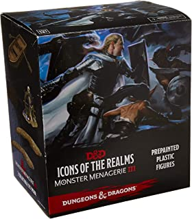 Dungeons & Dragons Icons of The Realms Monster Menagerie 3 Kraken and Islands