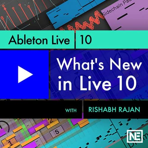 Ableton Live 10 100 : What's New in Live 10
