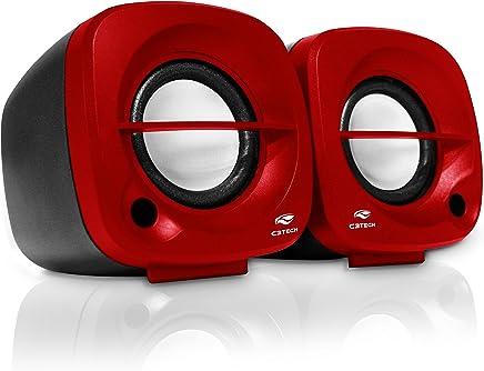 Speaker 2.0, C3Tech, Sp-303Rd, Altos-Falantes para Computador