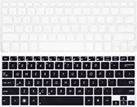 2PCS Keyboard Cover for ASUS UX301LA UX302LG UX303LA UX303LB UX303LN UX303UA UX303UB UX305 UX305CA UX305FA UX305LA UX306UA UX330CA UX330UA UX42 Q302LA Q302UA Q304UA Q324UA / 14