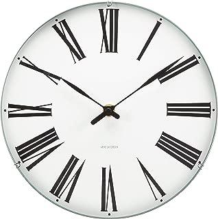 【正規輸入品】Arne Jacobsen Roman Wall Clock 21cm 43632