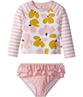 Kate Spade New York Kids - Two-Piece Rashguard (Infant)