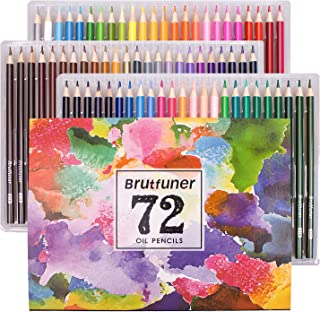 72 Colouring Pencils,Coloured Pencils Set for Sketching,Drawing,Painting, For Adult Colouring Books(72 Colours)