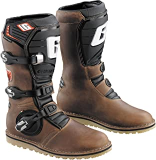 Gaerne Balance Oiled Boots (11) (Brown)