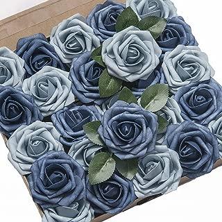 Best dusty blue flower petals Reviews