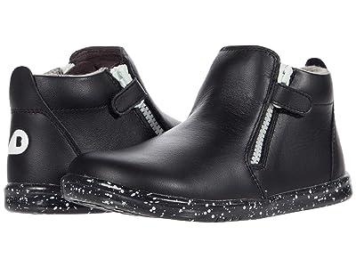 Bobux Kids I-Walk Tasman Boot (Toddler) (Black 2) Kid