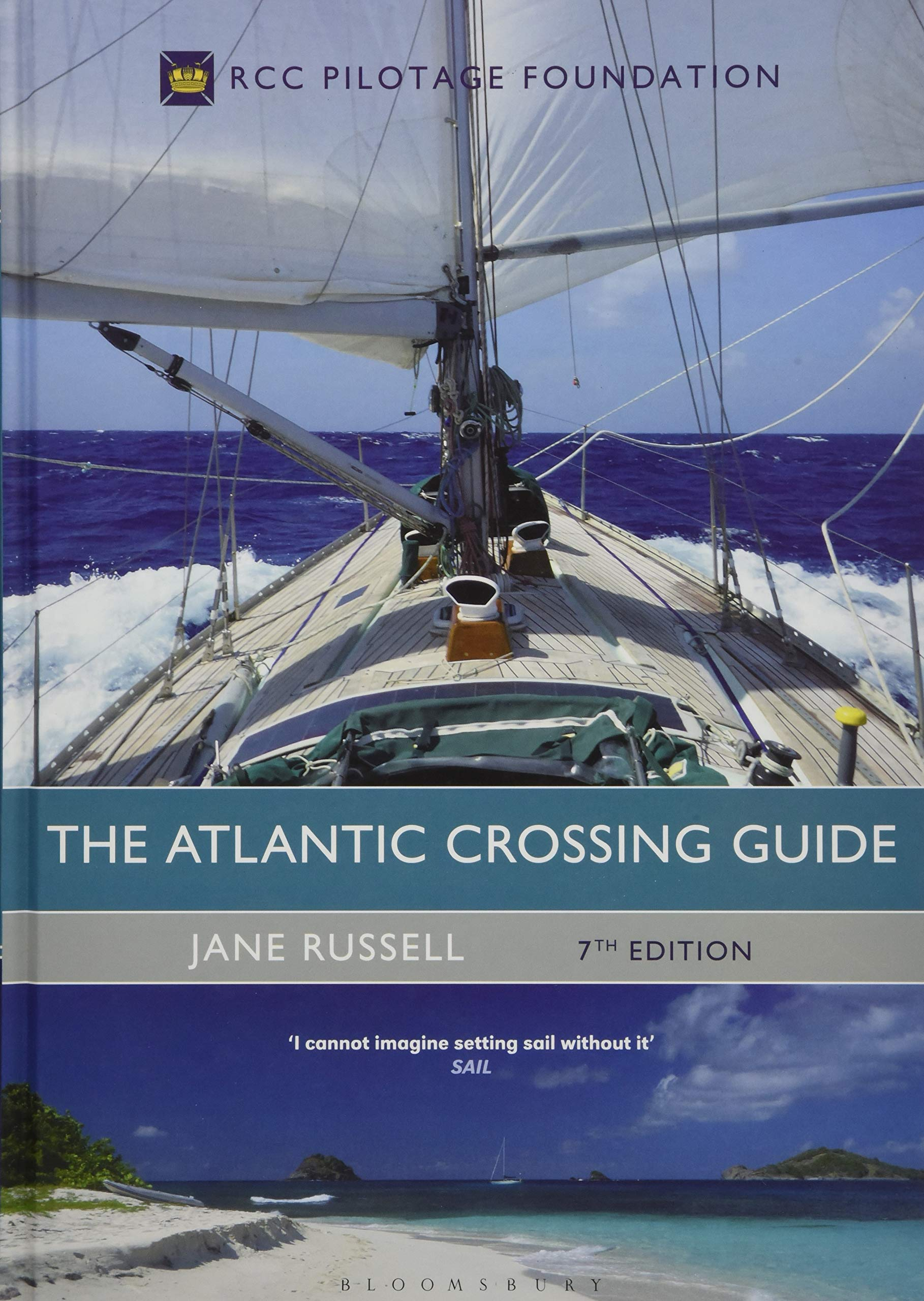Image OfThe Atlantic Crossing Guide 7th Edition: RCC Pilotage Foundation