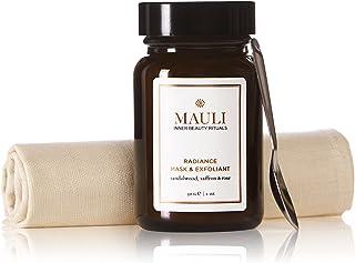 Mauli Rituals Radiance Exfoliant and Mask 30g