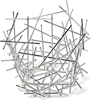 Alessi Blow Up Tall Fruit Basket