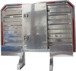 Mytee Products Aluminum Viking Cab Rack w/Mini Vault, 2 Chain Hangers, Tray (68