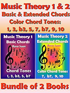 Music Theory 1 & 2 - Basic Chords & Extended
