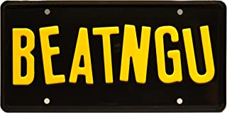 Celebrity Machines Jeepers Creepers | BEATNGU | Metal Stamped License Plate
