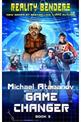Game Changer (Reality Benders Book #3) LitRPG Series (English Edition) Format Kindle