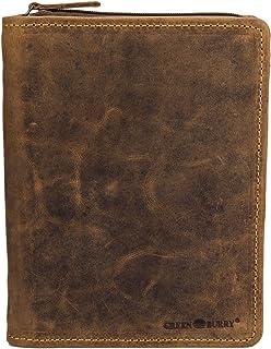 Greenburry Vintage - Carpeta de piel (24 cm)
