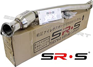 SRS Over pipe and Front Pipe For Subaru FR-S BRZ GT 86 Downpipe Exhaust