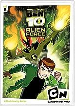 CN: Classic Ben 10:Alien Force:V5 (DVD)