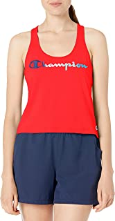 Champion Womens W5687G Sport Racerback Tank Sleeveless T-Shirt