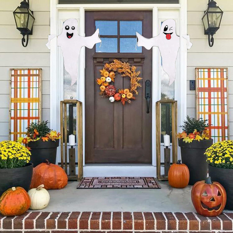 PIWFSDBG Halloween Deluxe Department store Ghost Outdoor Ghos Decorations Cute