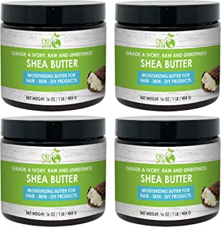 Best olive oil and shea butter for natural hair Reviews