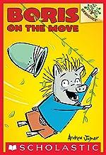 Boris #1: Boris on the Move (A Branches Book)