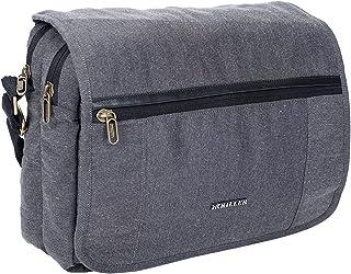 KILLER Synthetic Messenger Bag (400171480002 , Grey)