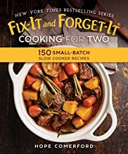 fix it and forget it cooking for two