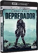 Depredador Blu-Ray Uhd [Blu-ray] peliculas que hay que ver antes de morir