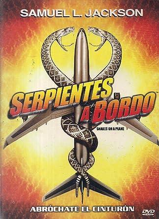Amazon Com Serpientes A Bordo Snakes On A Palne Peliculas Y Tv