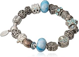 Mestige Bracelet with Swarovski Crystals for Women, MSCB3095