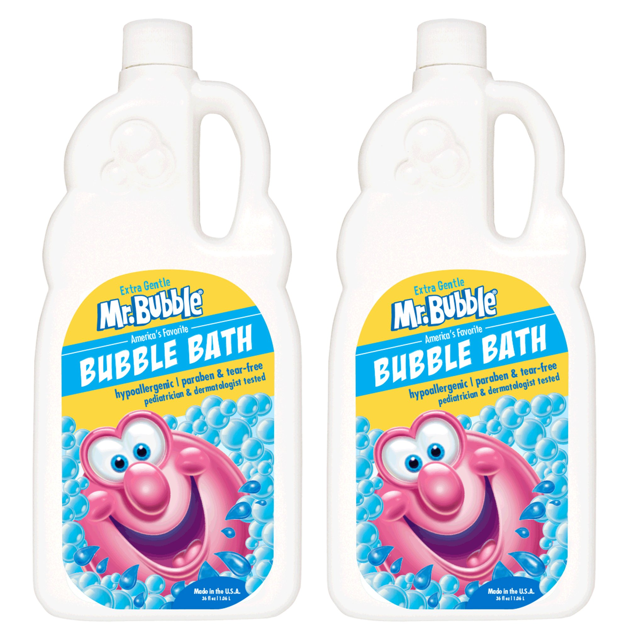 Mr Bubble Extra Gentle Fragrance Free