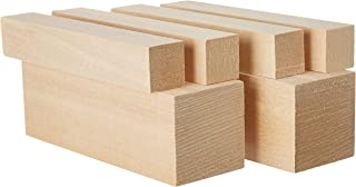 Basswood – Large Carving Blocks Kit – Best Wood Carving Kit for Kids –..