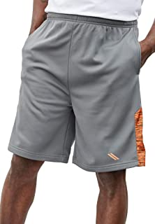 KingSize Ks Sport Men's Big & Tall Sport Series Shorts