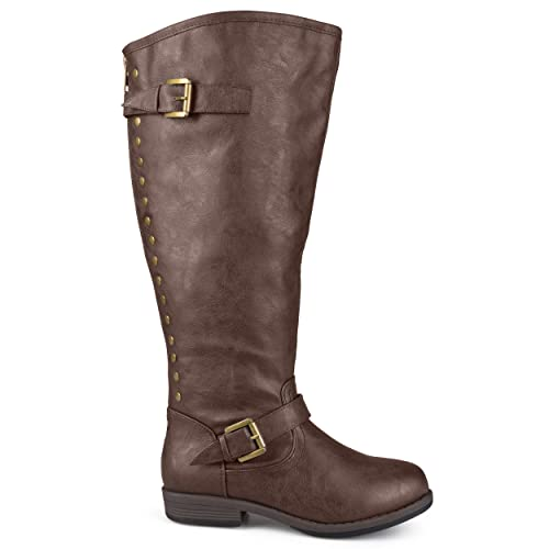 Plus Size Boots Extra Wide Calf: Amazon.com