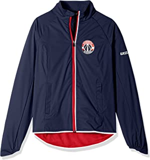 NBA Women's Batter Light Weight Full Zip Jacket