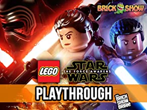 Clip: Lego Star Wars The Force Awakens Playthrough With Brick Show Brian