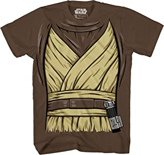 OBI -Wan Ben Kenobi Costume Jedi Adult Men's Graphic T-Shirt Tee Apparel