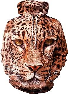 leopard print sweater mens