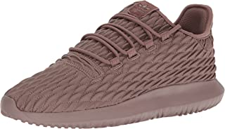 Men's Tubular Shadow Running Shoe, Trace Brown Trace Brown/Black, 4.5 M US