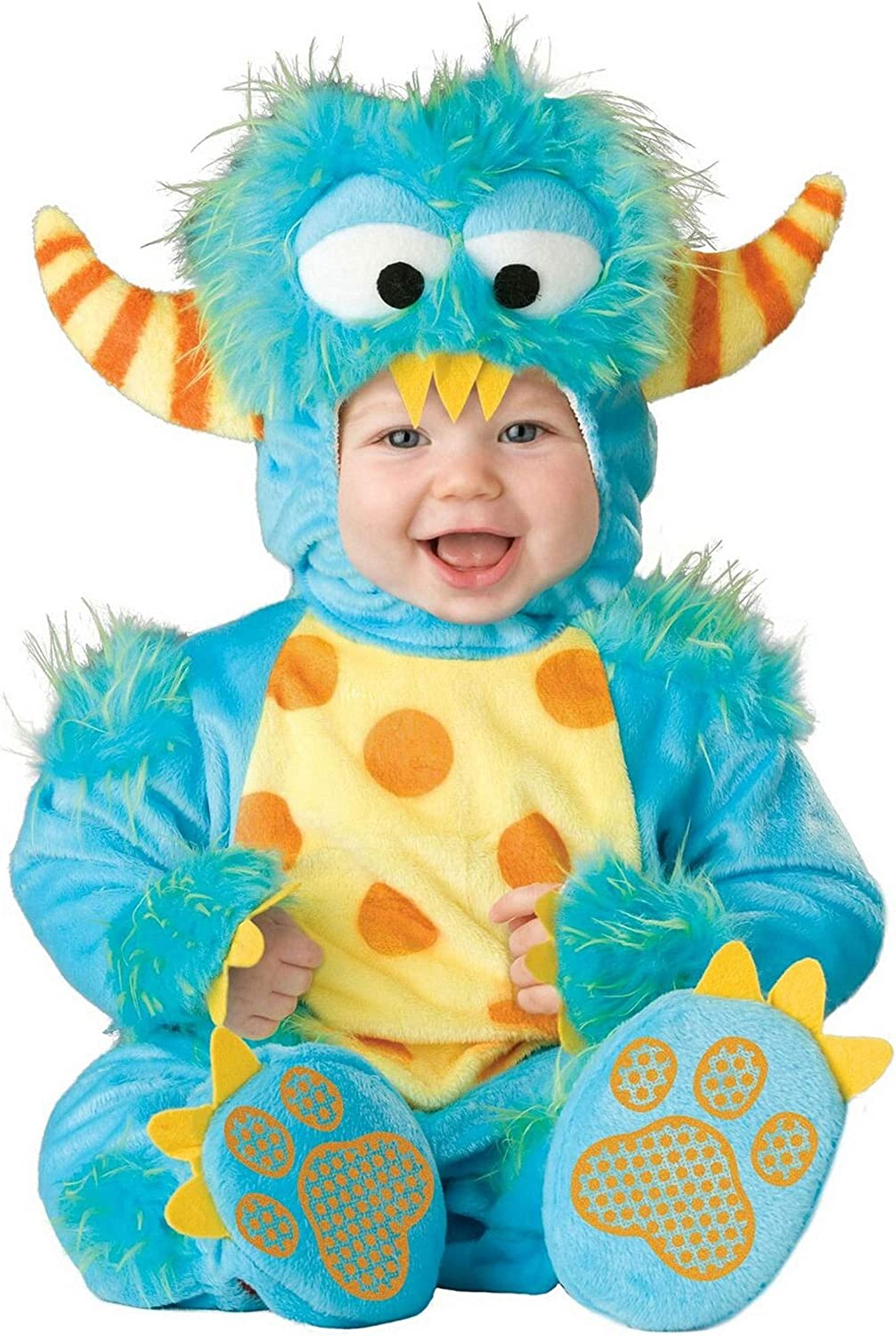 Lil Characters Unisex Baby Infant Monster Costume Amazon Ca Clothing Accessories