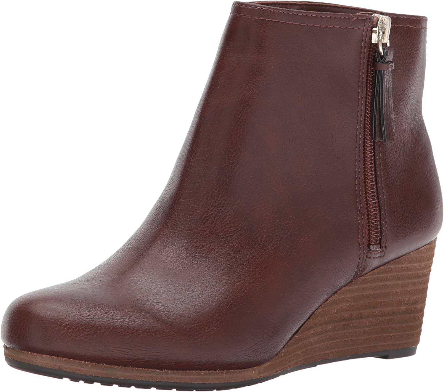 Dr. Scholl's Womens Dwell Ankle Boots
