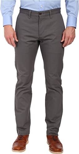 Modern Khaki Slim Tapered Pant