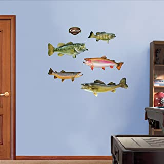 FATHEAD Game Fish Graphic Wall Décor
