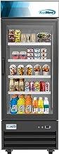 marvel glass door refrigerator