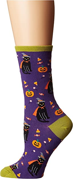 Socksmith - Witch Cat