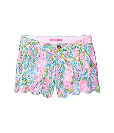 Lilly Pulitzer Buttercup Knit Shorts (Multi Unicorn Of The Sea) Women