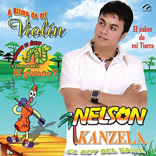 A Ritmo de Mi Violín by Nelson Kanzela on Amazon Music ...