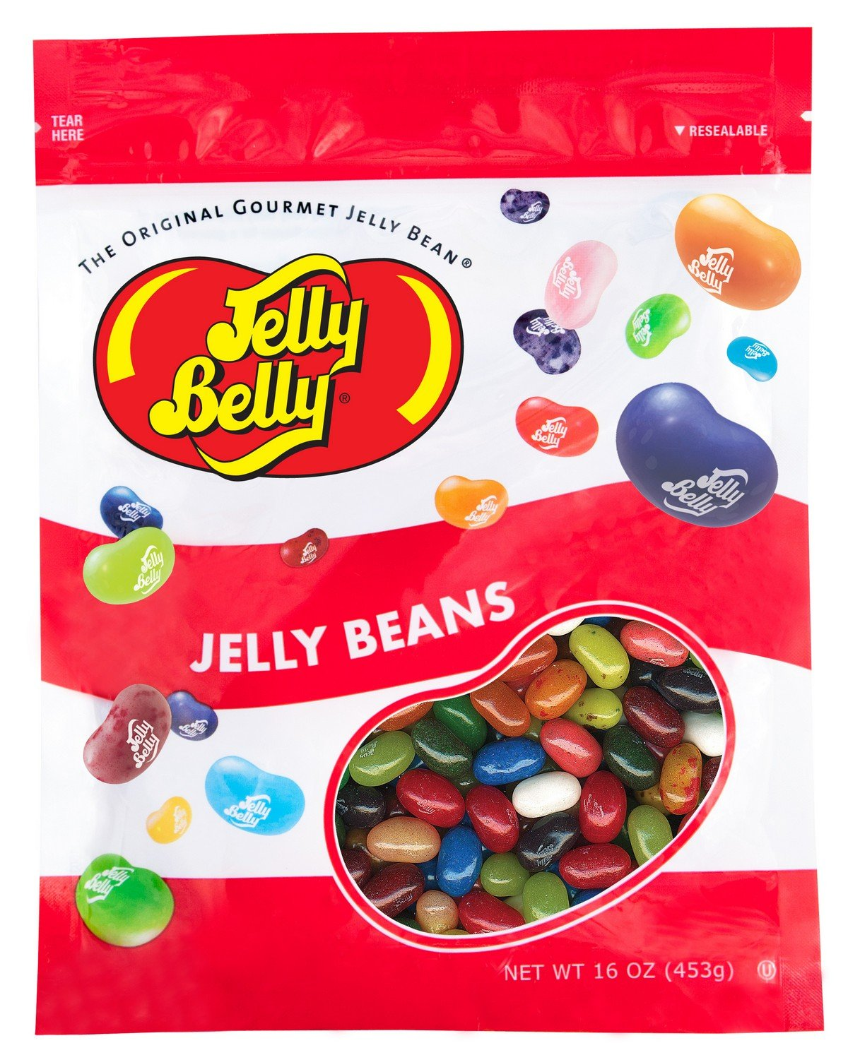 Jelly Belly Fruit Bowl 16 Flavors Pound Ounc 5 ☆ very popular Max 44% OFF - Beans 1