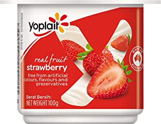 Yoplait Strawberry Yogurt - Chilled, 100g