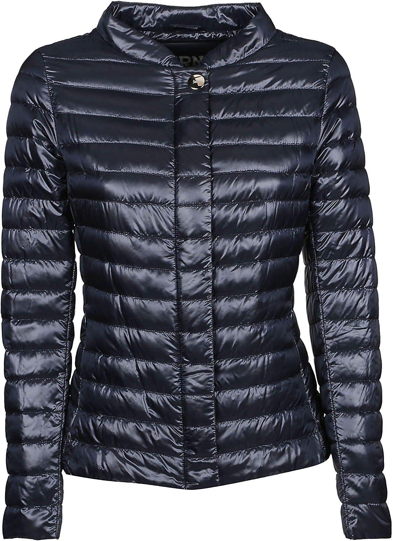 HERNO Women's PI0608D120179200 blueee Polyamide Down Jacket
