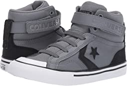 59b5d5b02 Cool Grey Black White. 144. Converse Kids. Pro Blaze Strap ...